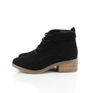 Style & Co Shoes - Style & Co   Rizio Lace-Up Ankle Booties 6